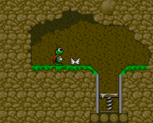Superfrog screenshot
